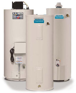 frisco water heaters service